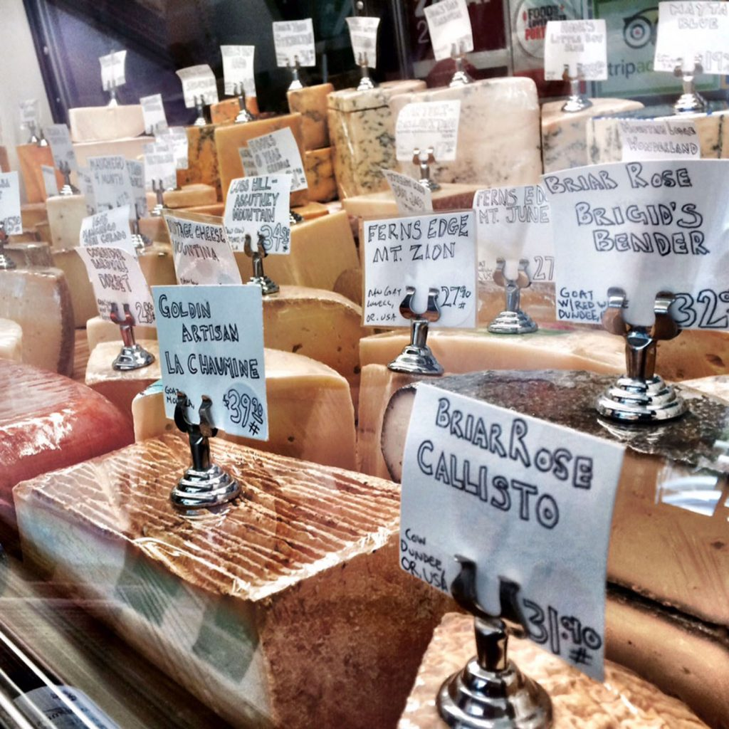 Cheese case